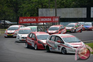 Honda Jazz Rally