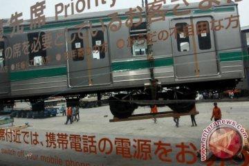 Rangkaian KRL Jepang