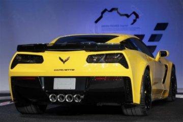 GM hentikan penjualan Chevrolet Corvette