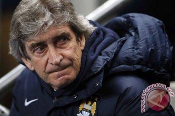 Pelatih City Pellegrini dihukum tiga pertandingan