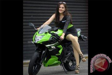 Kawasaki hentikan produksi Ninja mesin 2-tak
