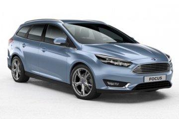 New Ford Focus dengan SYNC 2 tampil di MWC