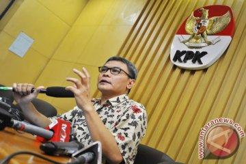 KPK geledah kantor klub golf di Bogor