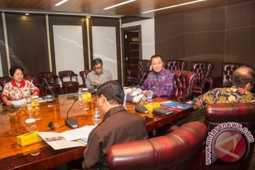 Rapat Pansel Pimpinan KPK