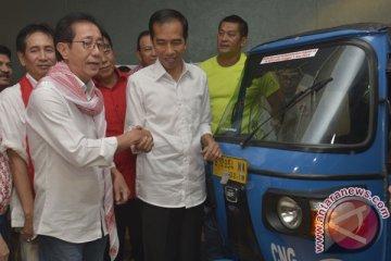 Bajaj Jokowi-JK menjadi ikon hotel di Yogyakarta