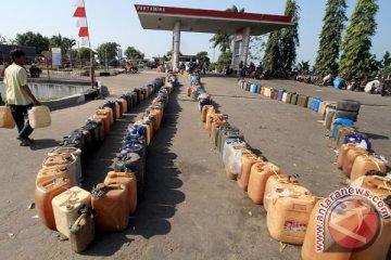 Pengendalian distribusi BBM demi amankan kuota