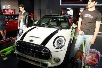 Tiga lini desain baru Mini tawarkan penyempurnaan
