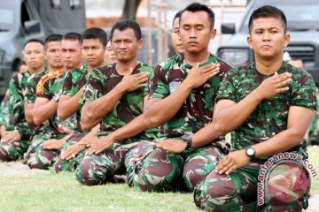 Gladi HUT TNI