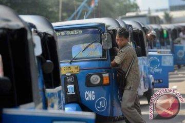 Pemkot Bekasi pertimbangkan izin operasi bajaj online