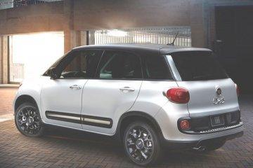 Fiat akan perkenalkan dua mobil edisi khusus di Amerika