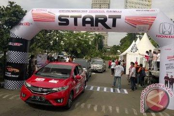 """Peserta """"China-ASEAN Rally"""" terkesan sambutan di Batam"""