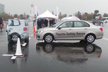 Toyota perkenalkan Safety Sense C untuk kendaraan kompak