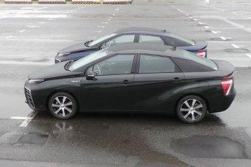 Parkir pintar Toyota makin cerdas