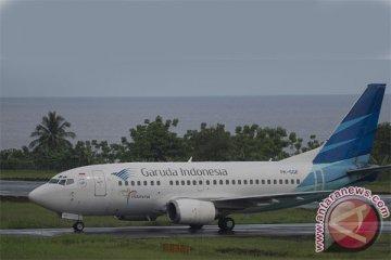 Pesawat Garuda Jakarta-Denpasar tiba-tiba mati listrik jelang take off