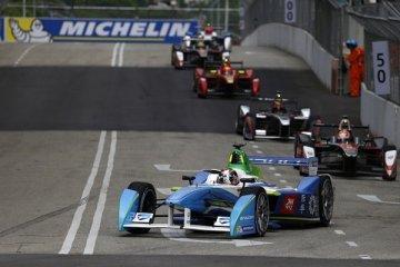 Michelin Pilot Sport EV teruji di Formula E