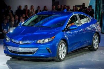 Cara kerja mobil hybrid Chevrolet Volt baru