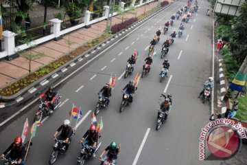 10.000 bikers diperkirakan akan ramaikan ultah brotherhood