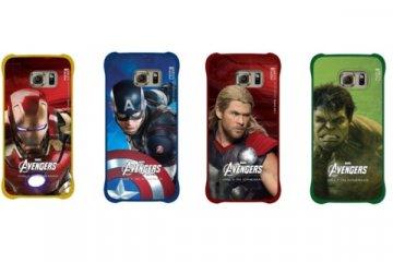 Samsung luncurkan aksesoris bertema Avengers untuk Galaxy S6