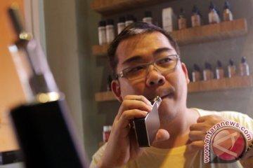 Penjualan Rokok Elektrik Dilarang