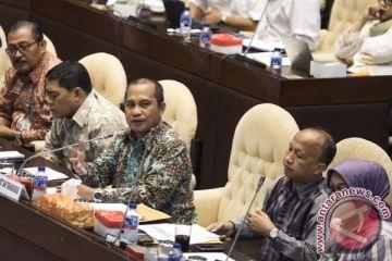 Rapat Kerja menteri Desa