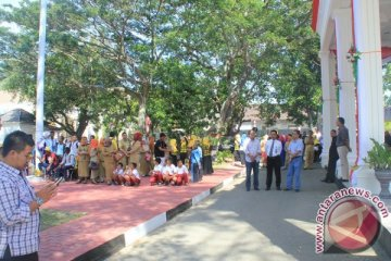 Kunjungan Kepala Cabang Taspen Gorontalo