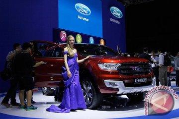 Tiga model baru Ford dirilis di IIMS