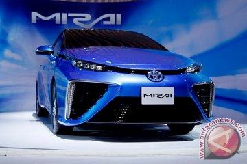 Toyota tarik mobil Mirai karena kerusakan perangkat lunak