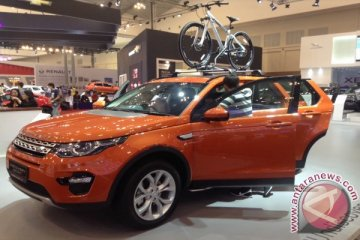 Land Rover andalkan New Discovery Sport di GIIAS