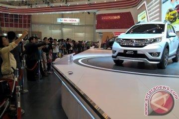 Honda jual 8.258 unit di GIIAS-IIMS