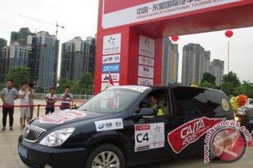 Peserta reli Tiongkok-ASEAN tiba di Batam