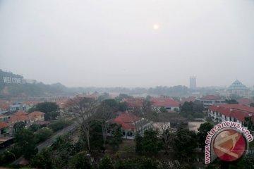 Kabut asap selimuti reli Tiongkok-ASEAN di Malaysia