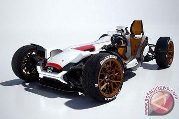 Honda Project 2&4 tampil perdana di Frankfurt Motor Show 2015
