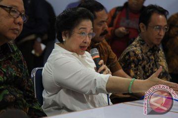 Kunjungan Megawati Di Solo
