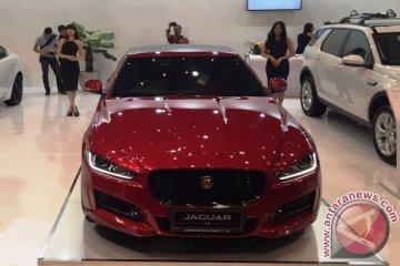 Jaguar XE diperkenalkan di JAS
