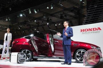 Honda pamerkan Clarity, Fuel Cell siap produksi