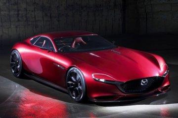 Mobil konsep Mazda RX-Vision diperkenalkan di TMS