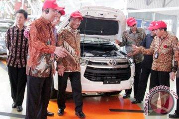 Toyota Indonesia rayakan produksi massal All New Kijang Innova