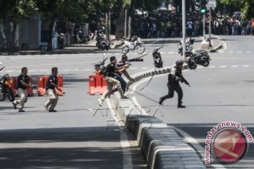 Ledakan Pos Polisi