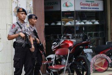 Pengamanan Kawasan Bentrok OKP