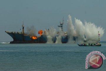 Peledakan Kapal Mv Viking
