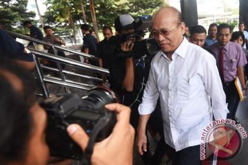 Pemeriksaan Mantan Ketua DPRD Riau