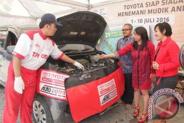 Posko Mudik Toyota