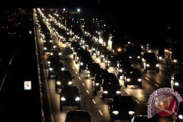 Berapa jumlah kendaraan lewat Bekasi tiap hari?