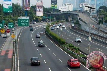 Jalan Jakarta Mulai Lengang