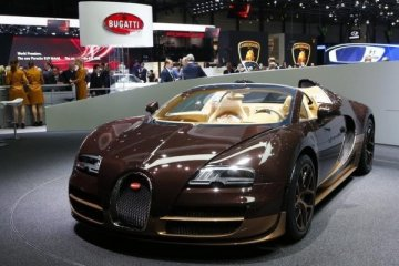Bugatti Veyron hingga Tesla, deretan supercar di IIMS 2018