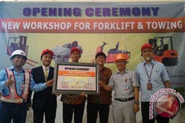Cegah inefisiensi produktivitas pabrik, TMMIN buka bengkel forklift-towing