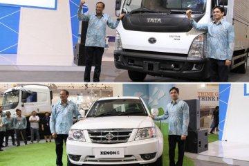 Dua mobil baru Tata Motors di pameran Gaikindo