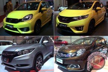 Empat mobil Honda edisi spesial di pameran Gaikindo