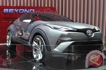 Toyota Pamerkan Mobil Konsep C-HR