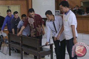 Sidang Suap Mantan Ketua Fraksi DPRD Muba